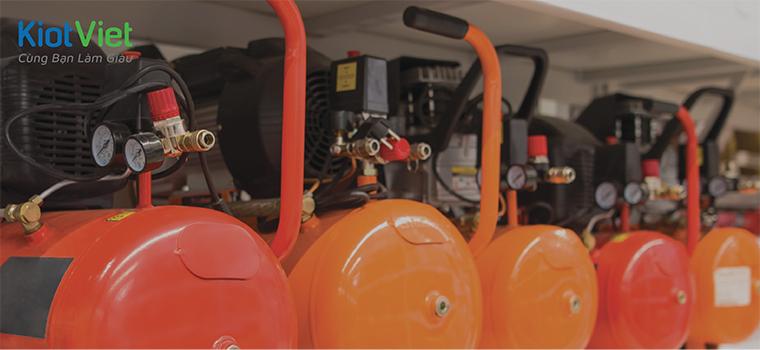 3 dòng máy nén khí tốt nhất hiện nay - Kinh nghiệm lựa chọn và lưu ý sử dụng