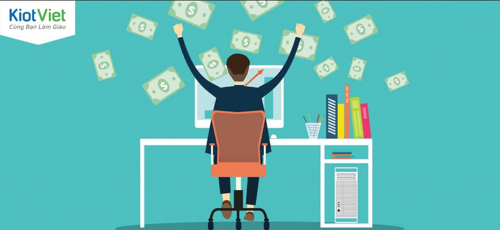 Điểm mặt 5 lí do bạn có thể kiếm bộn tiền nhờ kinh doanh online