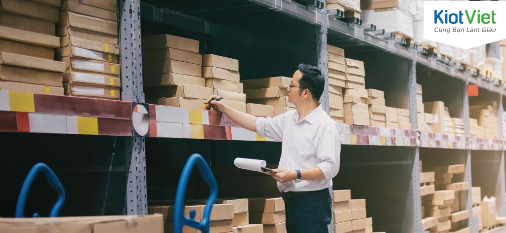 3 khâu quản lý cần đặc biệt lưu ý giúp kiểm kho dễ dàng - nhanh chóng hơn