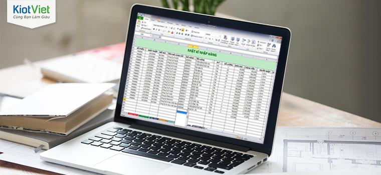 Tuyệt chiêu quản lý bán hàng đơn giản - tiện lợi hơn cả Excel