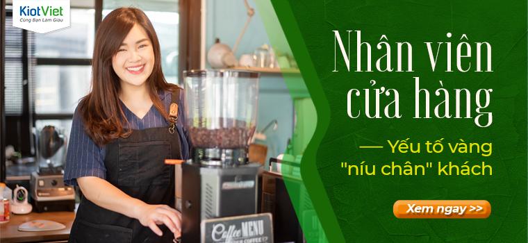 Tuyệt chiêu giữ khách của quán cafe - nhà hàng nhờ nhân viên phục vụ