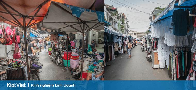 Chợ Bà Chiểu, quận Bình Thạnh