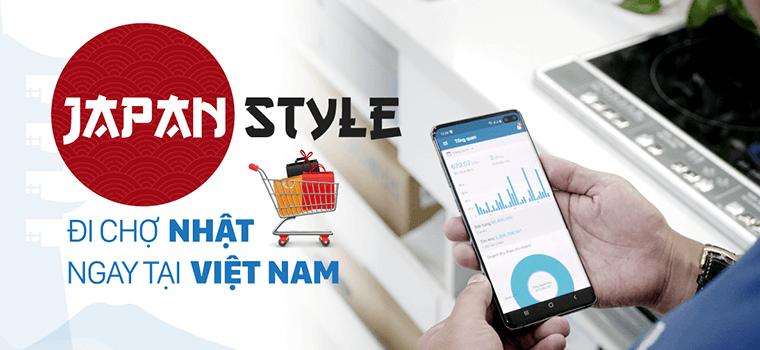 Japan Style - đi chợ Nhật ngay tại Việt Nam