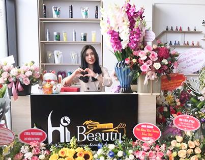 Cô sinh viên 20 tuổi mở salon làm đẹp riêng, đón 30-40 lượt khách mỗi ngày