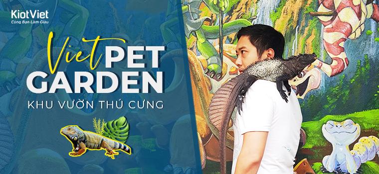 Cửa hàng thú cưng VietPet Gardent