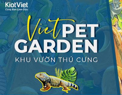 Việt Pet Garden- khu vườn thú cưng