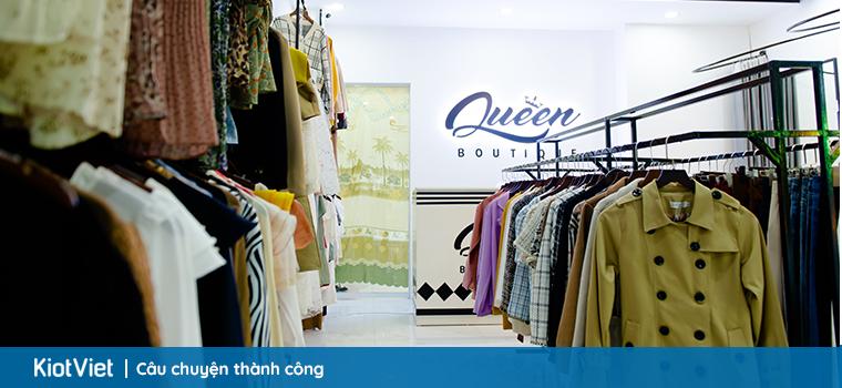 Cửa hàng thời trang của Bắc Phương