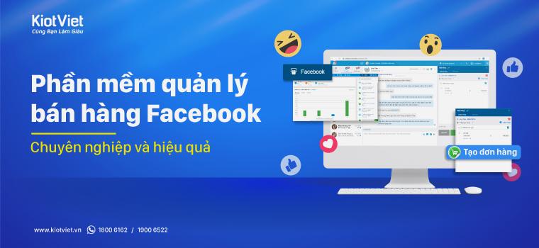 Phần mềm bán hàng trên Facebook vừa chat vừa lên đơn, ẩn bình luận tự động