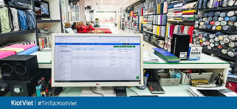 Phần mềm quản lý chuỗi cửa hàng chăn ga gối đệm Everon