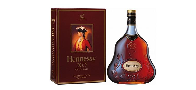 thương hiệu rượu Hennessy