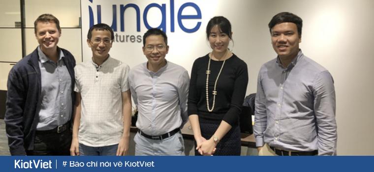 VnExpress: KiotViet - Startup Việt 'vượt bão' gọi vốn thành công 45 triệu USD