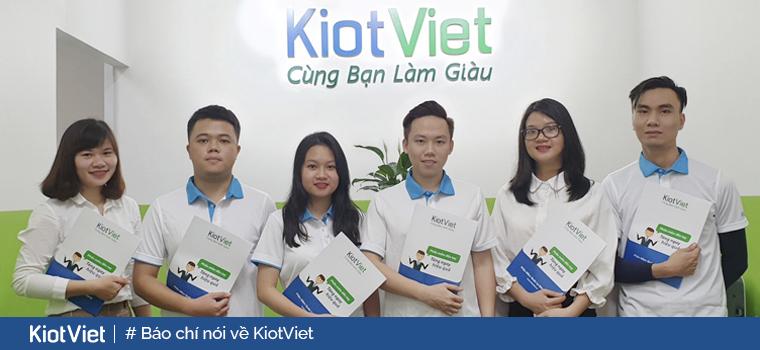 Báo Tuổi Trẻ đưa tin về KiotViet: Công ty công nghệ có tiềm năng tăng trưởng vượt bậc