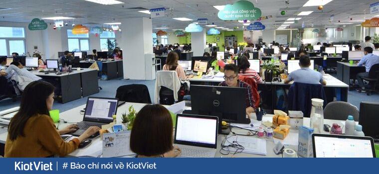 Tổng giám đốc KiotViet trả lời Báo Đầu Tư: Doanh nghiệp nhỏ và vừa là động lực thúc đẩy tăng trưởng của Việt Nam