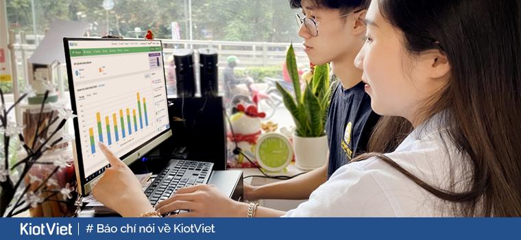 Nhịp Cầu Đầu Tư: KiotViet hỗ trợ thúc đẩy quá trình chuyển đổi số của các doanh nghiệp vừa và nhỏ